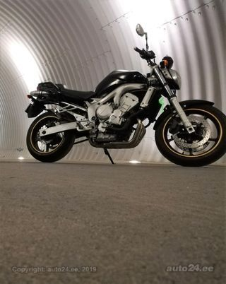 Yamaha FZ-6N 72kW