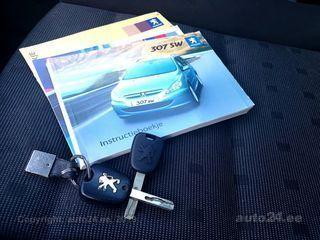Peugeot 307 SW 1.6 66kW
