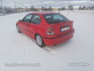 BMW 316 Compact 1.8 R4 85kW