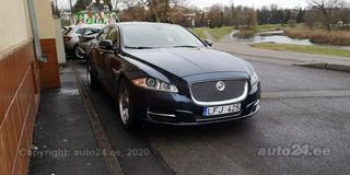 Jaguar XJ Long 5.0 V8 supercharged 375kW