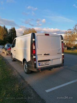 Renault Trafic 1.6 66kW