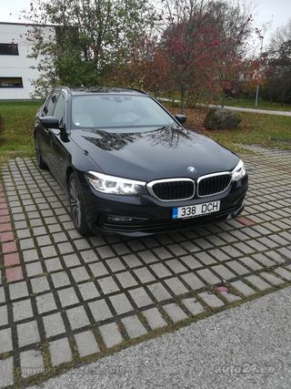BMW 520 d xDrive Touring Sport Line 2.0 140kW