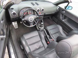 Audi TT Cabrio S-Line ABT 5V Turbo 1.8 V5 132kW