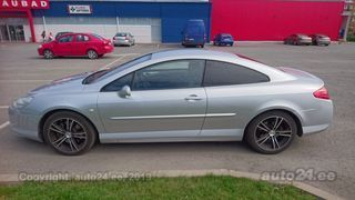 Peugeot 407 Coupe 2.7 150kW