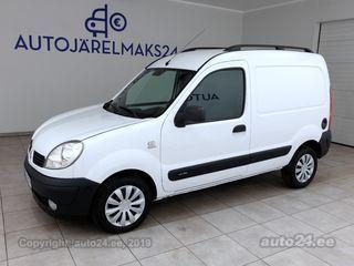 Renault Kangoo Van Facelift 1.4 dci 45kW