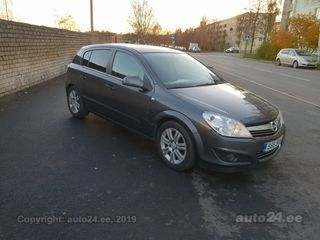 Opel Astra 2.0 147kW