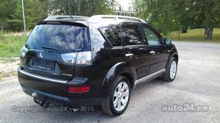 Mitsubishi Outlander Executive 2.2 DI-D 115kW