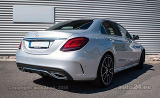 Mercedes-Benz C 300 4MATIC AMG TDI 180kW