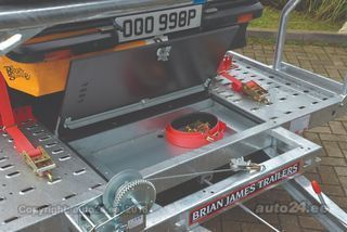 Brian James Trailers BJT C4 autotransporter 5,00x2,00m