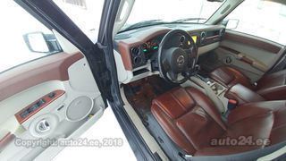 Jeep Commander 3.0 160kW