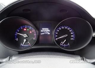 Toyota C-HR Crossover Turbo Active 1.2 85kW