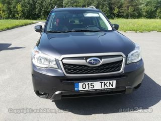 Subaru Forester X-MODE 2.0 BOXER 110kW