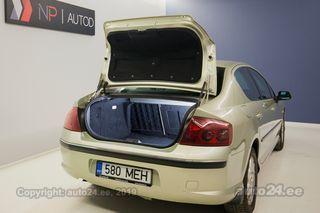 Peugeot 407 16V 2.0 100kW