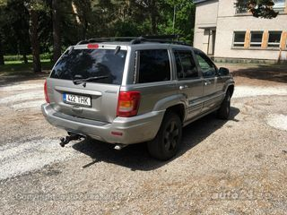 Jeep Grand Cherokee LIMITED 3.1 103kW
