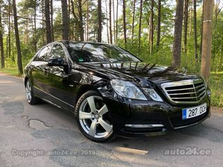 Mercedes-Benz E 350 Avantgarde Full 3.0 V6 195kW