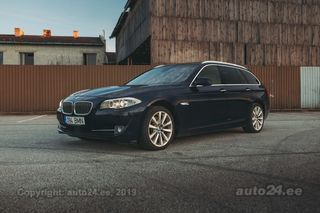 BMW 530 F11 XDrive Business Package 3.0 R6 190kW