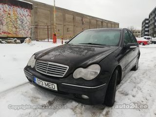 Mercedes-Benz C 200 2.0 Kompressor 120kW