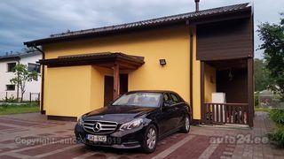 Mercedes-Benz E 220 2.1 125kW