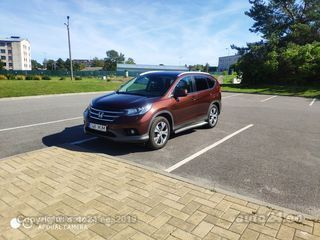 Honda CR-V Executive 2.2 110kW