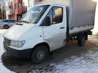 Mercedes-Benz Sprinter 208 D 2.3 58kW