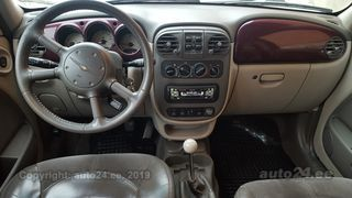 Chrysler PT Cruiser 2.0 104kW