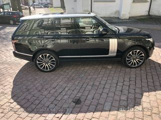 Land Rover Range Rover Autobiography Supercharged 5.0 V8 375kW