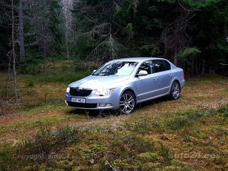 Skoda Superb ambition 1.8 118kW