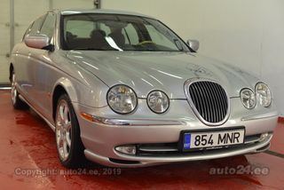 Jaguar S-Type 4.0 V8 203kW