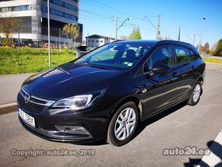 Opel Astra Business ST 1.6 81kW