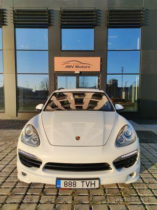 Porsche Cayenne Diesel 3.0 180kW