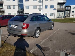 Skoda Superb DSG Facelift 1.8 TSI 118kW