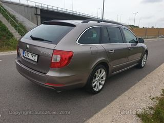 Skoda Superb 4x4 2.0 103kW