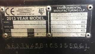 Puiduhakkur Timberwolf 190 TDHB
