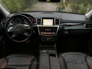 Mercedes-Benz ML 350 AMG Line 3.0 190kW