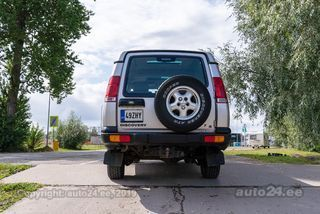 Land Rover Discovery ii 2.5 TD5 102kW