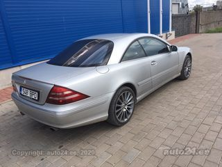 Mercedes-Benz CL 500 Coupe Long 5.0 V8 220kW