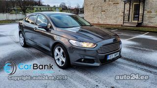 Ford Mondeo Comfort Ecoboost 1.5 118kW