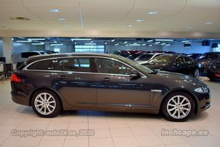 Jaguar XF Sportbrake Luxury 2.2 147kW