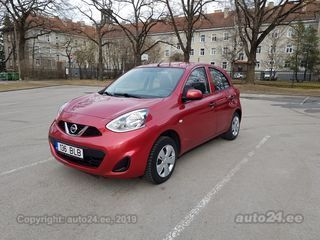 Nissan Micra 1.2 59kW