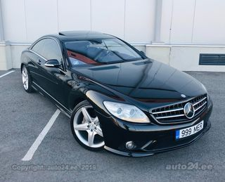 Mercedes-Benz CL 500 5.0 V8 OPTION 285kW