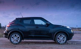 Nissan Juke N-Connecta 1.2 85kW