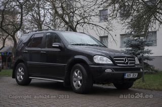 Mercedes-Benz ML 400 CDI 4.0 V8 184kW