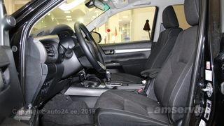 Toyota Hilux Active 2.4 D-4D 110kW