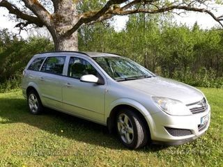 Opel Astra A-H/SW 1.7 81kW