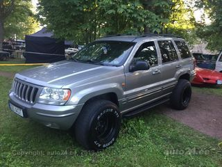 Jeep Grand Cherokee WJ 4.7 V8 4x4 LIMITED 162kW