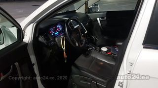 Chevrolet Captiva 2.4 123kW