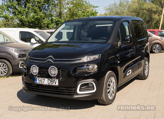 Citroen Berlingo Live N1 2+3 130 BlueHdi AT8 1.5 96kW