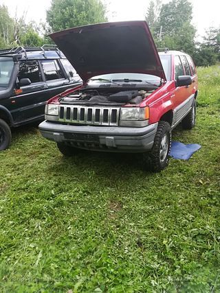 Jeep Grand Cherokee Offroad 4.0 R6 138kW