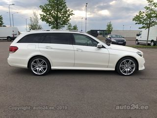 Mercedes-Benz E 350 AMG 4Matic 3.0 BLUETEC 185kW