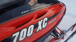 Polaris 700 XC Deluxe 45th Anniversary Edition 88kW